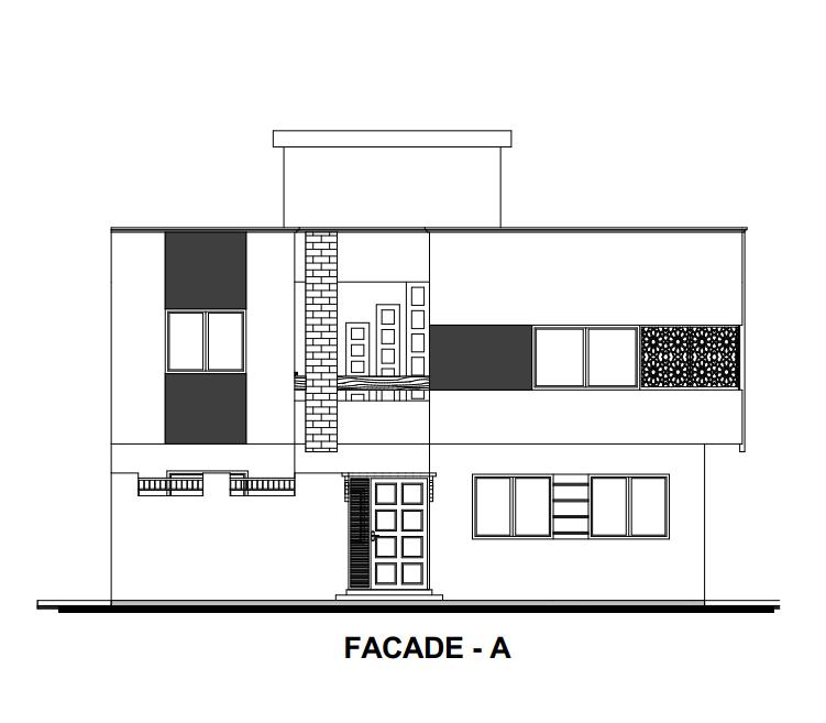 PLN 2F004R1 FAC. A الأصالة والمعاصرة في التصميم